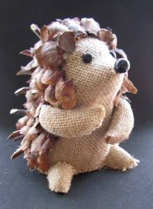 2014.10 hedgehog from Jodi